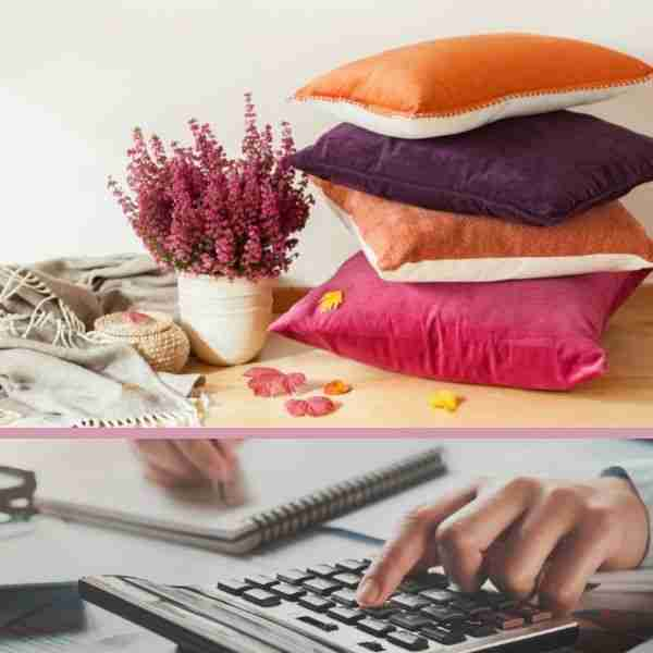 HOW TO CALCULATE FABRIC YARDAGE FOR CUSHION